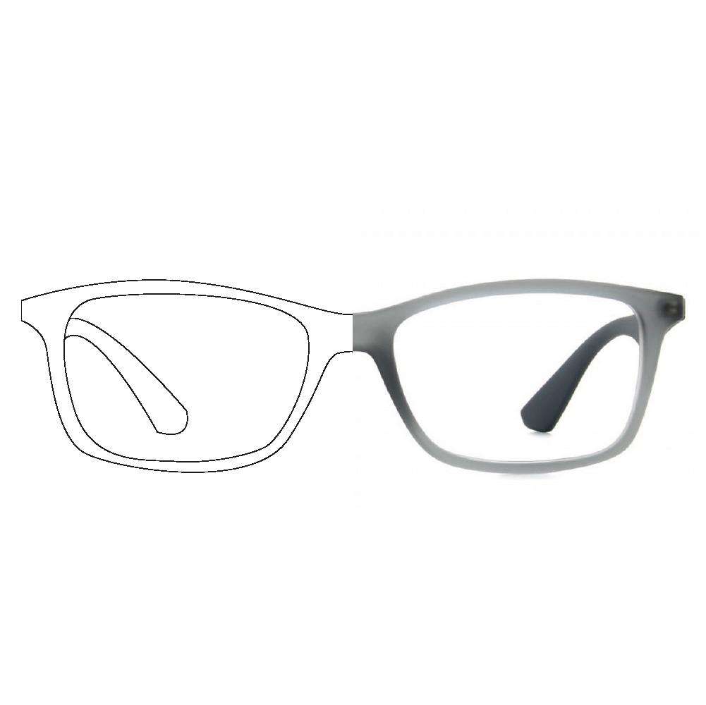 Prototipi occhialeria 3D - prototipazione 3D montatura