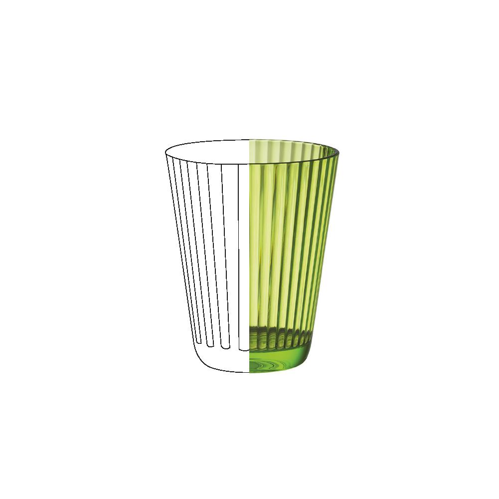 Prototipi 3D casalinghi - costruzione prototipo bicchiere