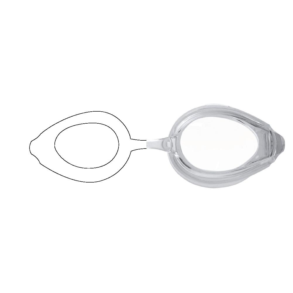 Prototipi 3D articoli sportivi - Prototipo occhiali nuoto 3D