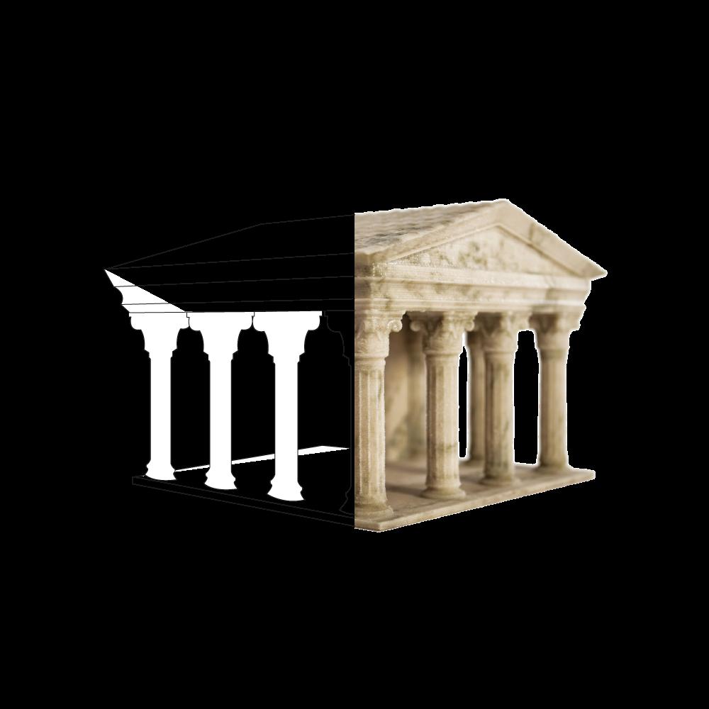 Prototipazione rapida 3D - Prototipazione architettura