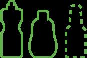 Prototipazione rapida 3D - Prototipi 3D bottiglia